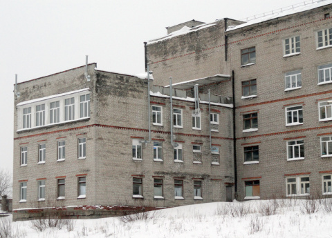 Гор Больница
