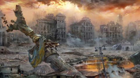 Война: страшный исход страны…
