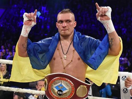 Украинский боксер резко отве…
