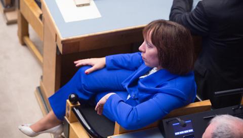 Министр и ведущая газета Эстонии попались на вранье