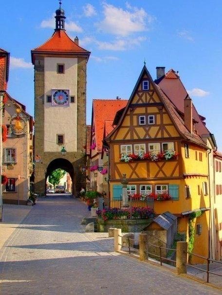 Сказочная Германия