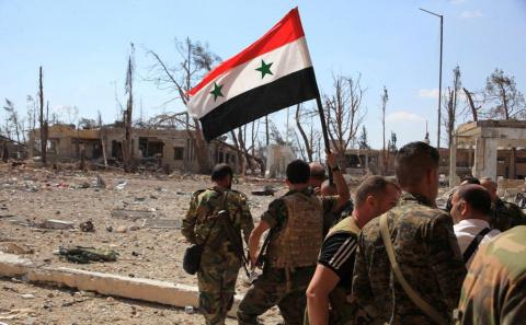 Сирия: успех все ближе