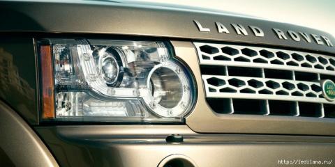 Руль, Мотор и Тормоза. И снова о мечте... Land Rover