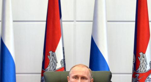 Путин + Нато = любовь