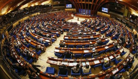 Украина пригрозила отозвать свою делегацию из ПАСЕ