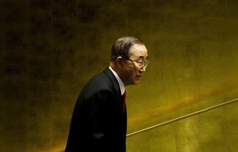Генсек ООН выступил против смертной казни для террористов