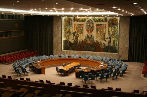 А зачем вообще нужен ООН?