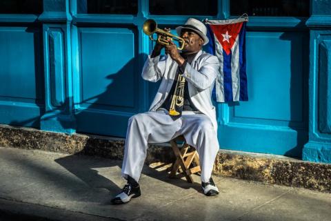 Всё понятно, Куба наша