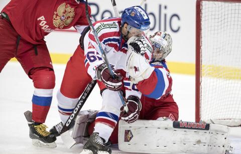 Сборная России досрочно стала победителем хоккейного Евротура