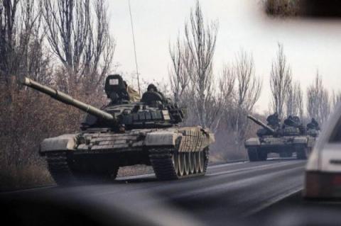 """Ополченцы ДНР и ЛНР готовы …"