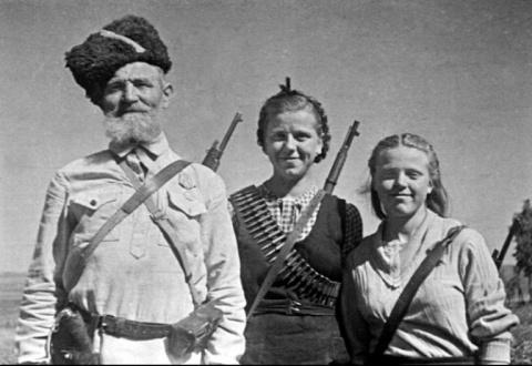 Почему фашисты боялись и ненавидели советских партизанов