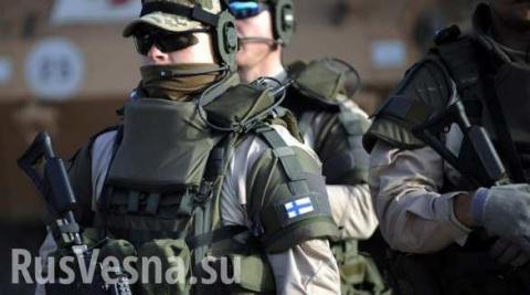 Скандал: В Финляндии опубликовали секретные данные о слежке за российскими военными