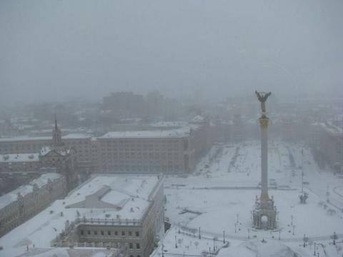 Зима и Украина: кто кого?