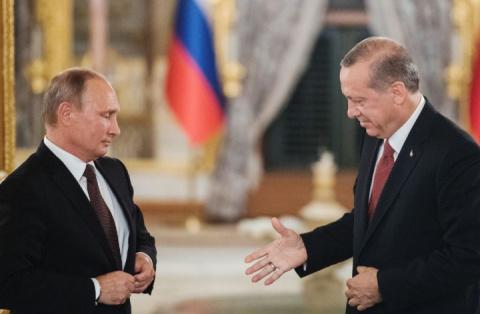 Эрдоган предложил Путину отк…
