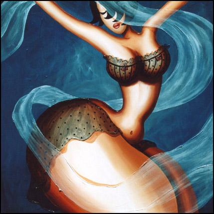 В женщине должно быть все красиво: Бёдра, талия, овал лица и грудь...