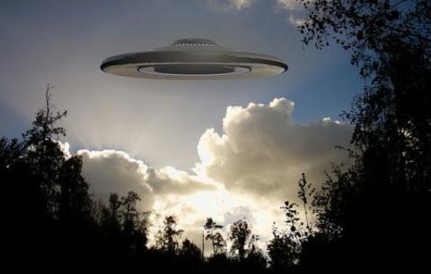 Очевидец из Пенсильвании рассказал о разделившемся на две части НЛО