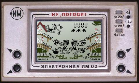 Игры советских школьников