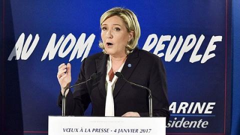 Марин Ле Пен: Франция должна выслать мигрантов и выйти из зоны Шенгена