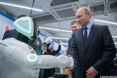 Путин пожал руку серийному р…