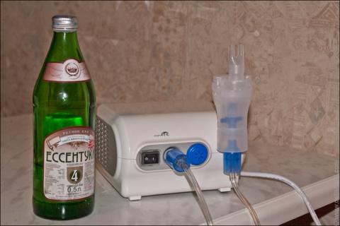 Ингаляции с минеральной водой: эффективное средство от простуд