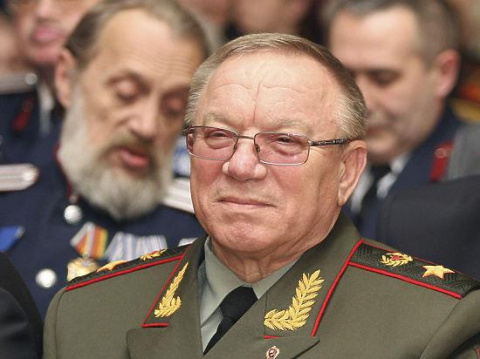 Президентом избрали Зюганова…