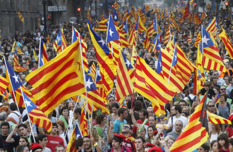 Референдум о независимости Каталонии может пройти 1 октября 2017 года