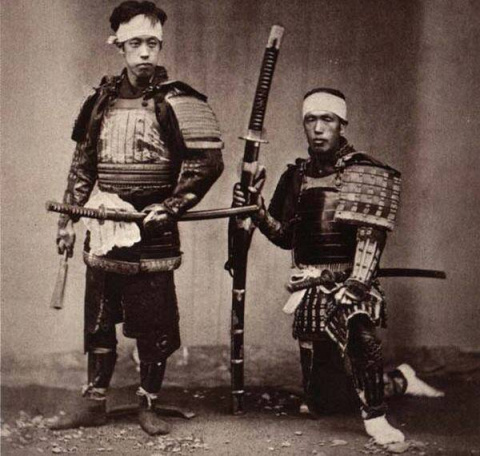 Японский меч: все глубже и г…