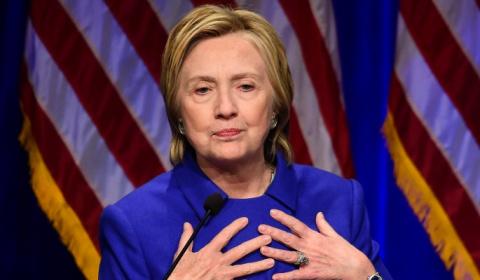 """Хиллари Клинтон: """"Я проиграла выборы из-за дурного характера Путина"""""""