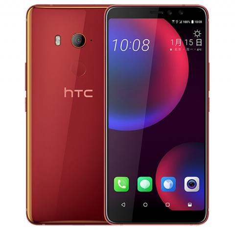Представлен смартфон HTC U11…