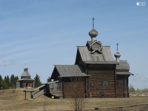 Архитектурно-этнографический музей Хохловка в Пермском районе