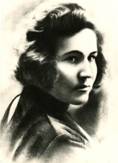 Мария Октябрьская: «женщина-танк» против Третьего рейха