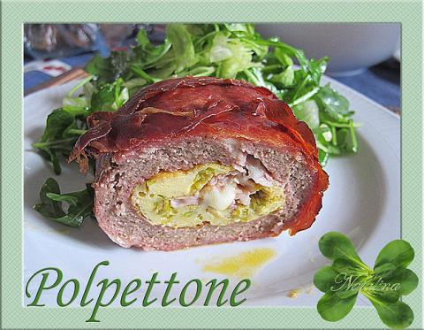 Польпеттоне (Polpettone)