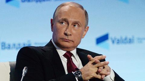 За что я не люблю Путина