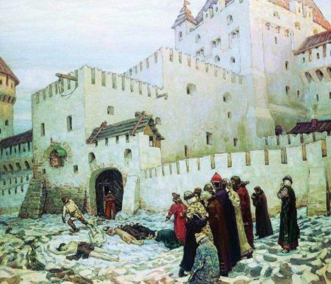 Иван Грозный был одним из самых гуманных правителей Европы. Разоблачаем мифы