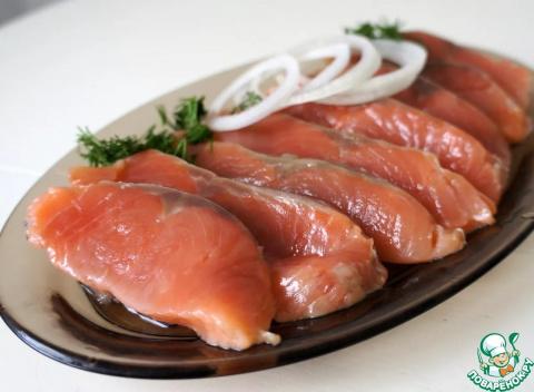 Универсальный способ посола рыбы, которым поделилась соседка с Дальнего Востока