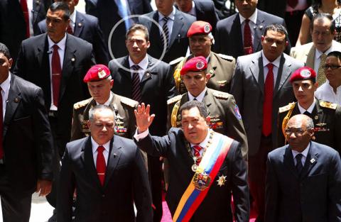 Убийство Чавеса и американские спецслужбы