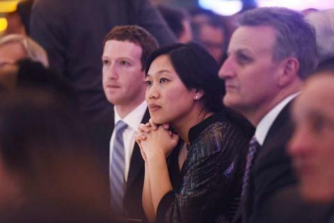 Супруга Марка Цукерберга стр…