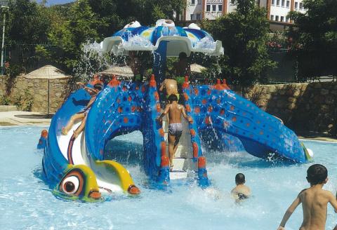 Куда поехать в Турцию с ребенком. Лучшие отели с водными горками