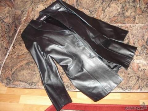 Была старая куртка - стала новая сумка!