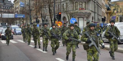 Швеция готовится к войне с Россией