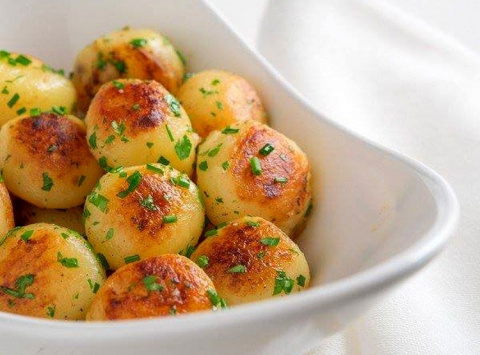 «Отмороженная» картошка. Нео…