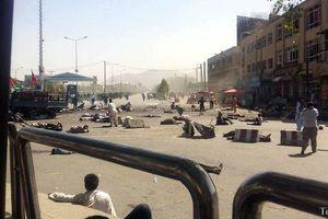 В Кабуле убит 61, ранено 207 человек