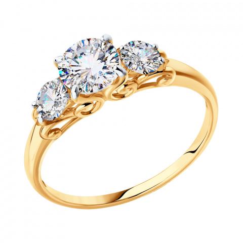 Золотое кольцо. Как выбрать и с чем носить?