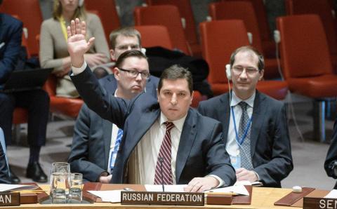 Кто такой Владимир Сафронков и как он попал в ООН?