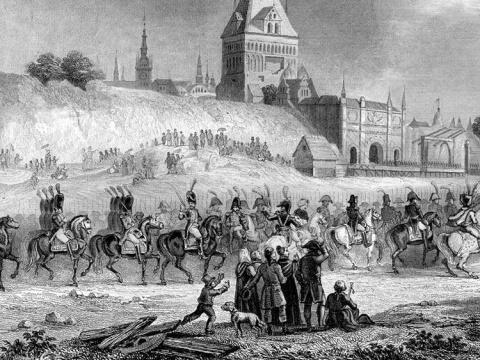 Кампания 1807 года: сражения…