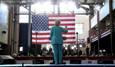 Global Research: Госпожа Клинтон, пора прекратить параноидальную охоту за российским медведем!
