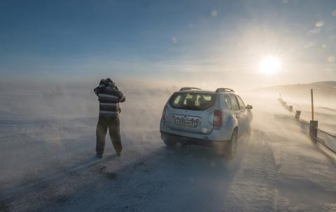 Что нужно иметь в автомобиле зимой на случай нештатных ситуаций