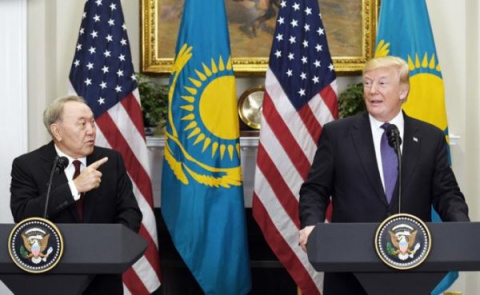 Трамп и Назарбаев спелись: М…