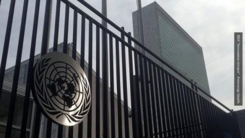 Россия внесла в Совбез ООН р…