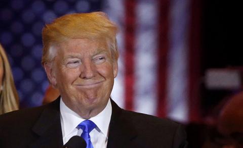 Трамп - новый президент США